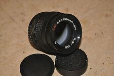 MS Kaleinar 5N and 2.8/100 USSR Soviet lens M42. nikon. pentax canon..