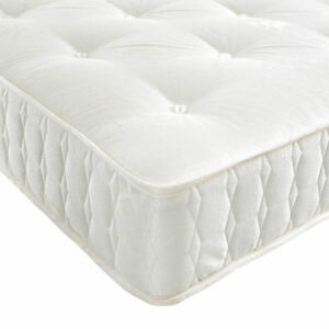 BRAND NEW DELUXE POCKET SPRUNG 2500 SERIES MATTRESS DAMASK FABRIC ALL SIZES