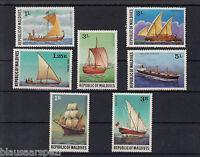Malediven : Historische Schiffe / HISTORIC SHIPS / NAVIRES HISTORIQUES