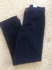 Last one! Brandy Melville Navy Blue autumn corduroy pants NWT sz S