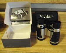 Vivitar 4X30 Compact Binoculars - Original box - Great shape!