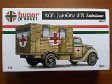 1/72 42M Ford G917 EK Ambulance Hunor Model WWII RESIN kit 72034 NEW
