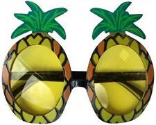 New Beach Hawaiian party luau Pineapple Fancy Dress Costume specs SunGlasses