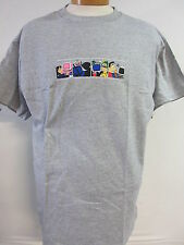 NEW - THE VANDALS INTERNET DATING GRAY BAND CONCERT / MUSIC T-SHIRT  LARGE