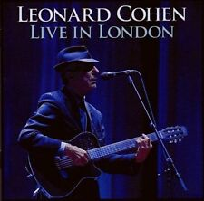 Live in London by Leonard Cohen (CD, Mar-2009, 2 Discs, Columbia (USA))
