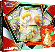 More details for pokemon tcg dragonite v box collectors cards