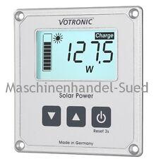 Votronic LCD-Solar-Computer S für MPP- und SR- Laderegler Anzeige Wohnmobil 1250