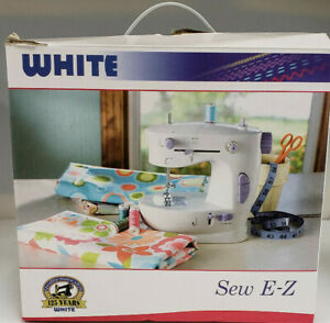 White Sew E-Z Sewing Machine
