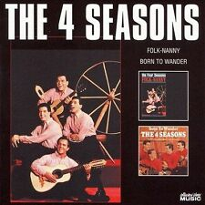 Folk-Nanny/Born to Wander The Four Seasons CD 4 Seasons Frankie Valli