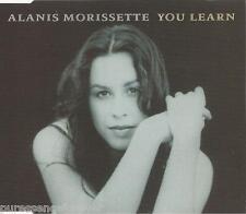 ALANIS MORISSETTE - You Learn (UK 4 Track CD Single)