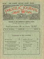 the philatelic journal of great britain . august 1938