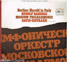 Berlioz: Harold In Italy (Aroldo In Italia)/ Barshai, Oistrakh - LP Angel