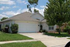 4593 4 Bedroom vacation rental homes private pool Disney area Orlando Florida