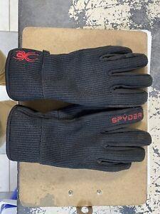 spyder winter gloves