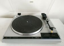 1980s PIONEER PL-560 FULLY AUTOMATIC TURNTABLE BELT DRIVE - MADE IN JAPAN