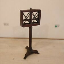 More details for antique double music stand pre-war