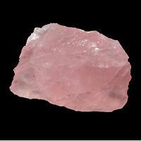 Fabulous 161.00CT. Rough Shaped 100% Pure Natural Pink Rose Quartz Gem- CH 6616