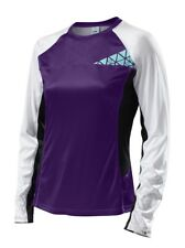 Specialized Andorra Comp Jersey Long Sleeve - Womens - Purple/Teal - XS - NEW