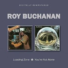 Roy Buchanan - Loading Zone / You're Not Alone [New CD] UK - Import