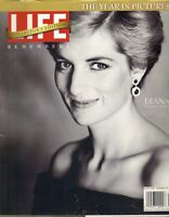 PRINCESS DIANA Life Magazine THE YEAR IN PICTURES 1/98 MOTHER TERESA