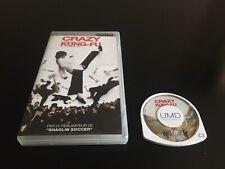 CRAZY KUNG FU UMD VIDEO SONY PSP