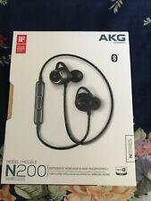 AKG harman N200 WIRELESS AKGN200BTBLK bluetooth in-ear headphone