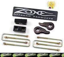 """1992-1999 Chevrolet Suburban 1500 1/2 Ton 2"""" Zone Offroad Lift Kit 4x4"""