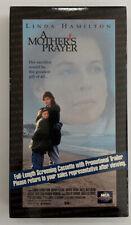 A Mother's Prayer (VHS, 1996) Linda Hamilton - Rare SCREENER DEMO