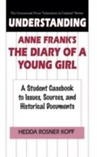 Understanding Anne Frank's The Diary of a Young Girl: A Student Casebo-ExLibrary