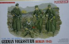 Soldatini 1//72 VOLKSTURM IN BERLIN 1945 ORION sprue