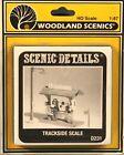Woodland Scenics HO/HOn3 Trackside Scale (D231)