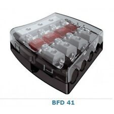 Connection Audison BFD 41 Mini-ANL-Sicherungsverteiler FUSE DISTRIBUTION 4 Way
