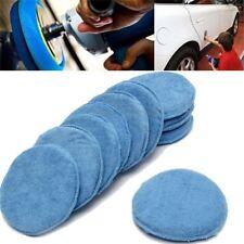Microfiber Foam Sponge Car Applicator Car Cleaning Detailing Mat Waxing Pads