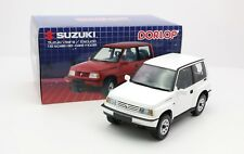 1:18 DORLOP Suzuki Vitara/Escudo Early Version RHD New Junior Diecast Model WHT