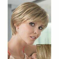 Fluffy Natural Straight Spiffy Short Capless Wig Hair For Women