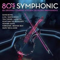 80s Symphonic - Aha David Bowie [CD]