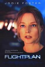 FLIGHTPLAN Movie POSTER 27x40 Jodie Foster Peter Sarsgaard Sean Bean Marlene