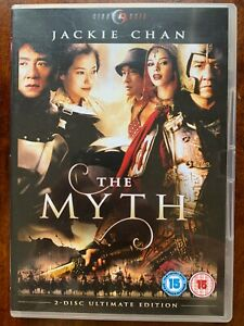 The Myth DVD 2005 Martial Arts Movie Epic w/ Jackie Chan 2-Disc Ultimate Edition