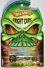 HOT WHEELS 2008 FRIGHT CARS PHARODOX GOLD