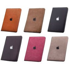 Apple iPad 234 Mini Air Pro 9.7 2017/2018 Leather Flip Stand Case Tablet Cover