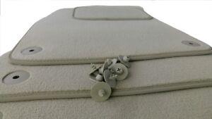 Textil Fußmatten für BMW 2 er Active Tourer ab Bj. 2014 Qualität Original
