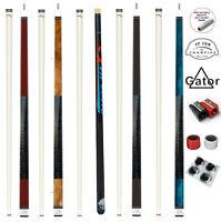 Wholesale Savings! 5 Cue Sets!  ST Series Billiard Pool Cue Sticks, Accessories