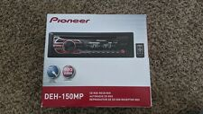 Pioneer Deh-150Mp Cd/Mp3 In-Dash Receiver Car Radio