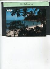 P018 # MALAYSIA PICTURE POST CARD * EVERYONE'S IDEA OF PARADISE
