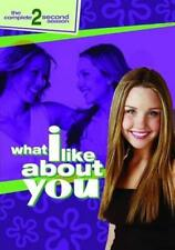 WHAT I LIKE ABOUT YOU: THE COMPLETE SECOND SEASON NEW DVD