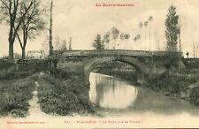 Carte PLAISANCE DU TOUCH Le Pont sur le Touch