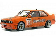Solido 1:18 BMW E30 M3 DTM - Armin Hahne #19 Jagermaester 1992 S1801504 Orange
