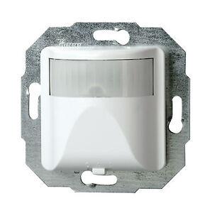 Kopp Bewegungsmelder INFRAcontrol 180° Licht Sicherheit Unterputz arktis weiß