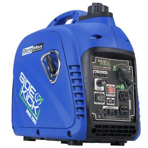 DuroMax XP2200EH 2200-Watt Dual Fuel Digital Inverter Portable Generator
