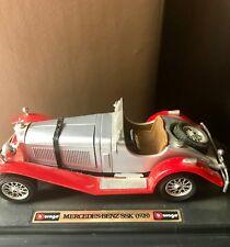 Modellauto Bburago Mercedes-Benz SSK(1928) 1:24